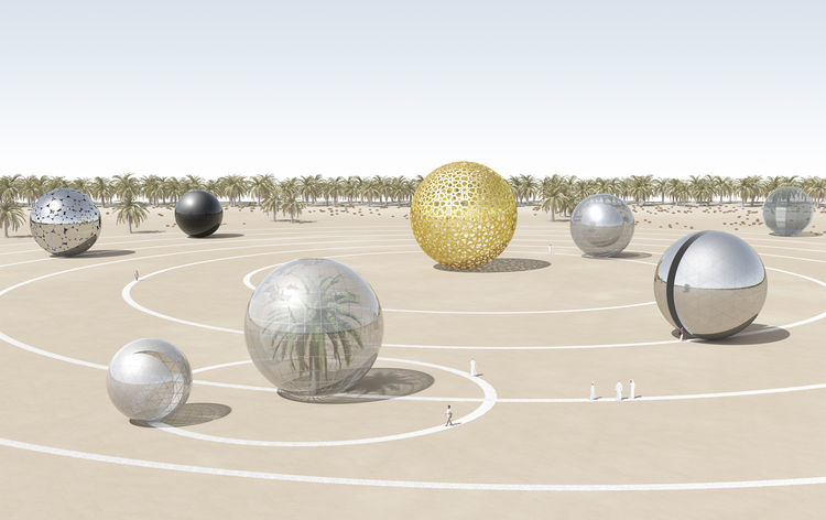 Solar ECO System by Antonio Maccà and Flavio Masi
