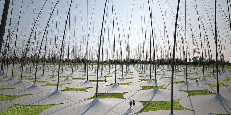 Windstalk by Dario Núñez Ameni and Thomas Siegl