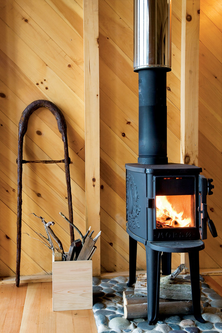 Morsø wood stove