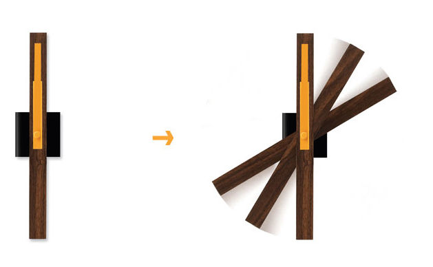 Clock by Dror for Target