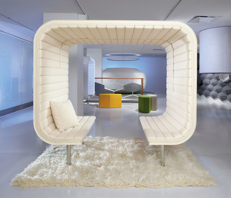Dyadic Slice by Steelcase
