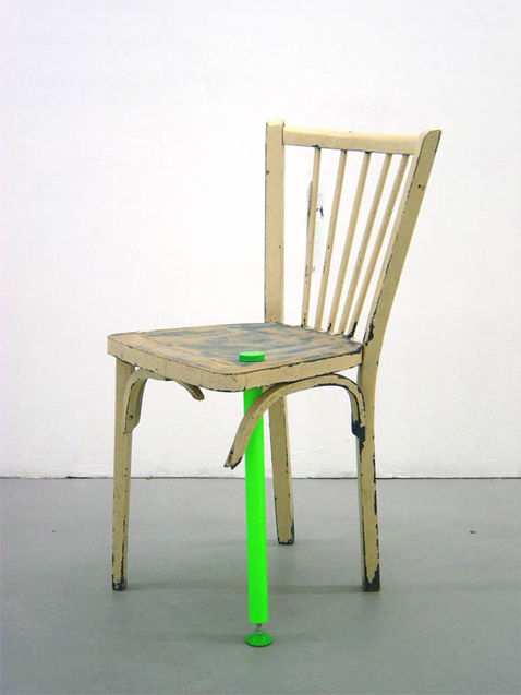 Reanim Chair by 5.5 Designers