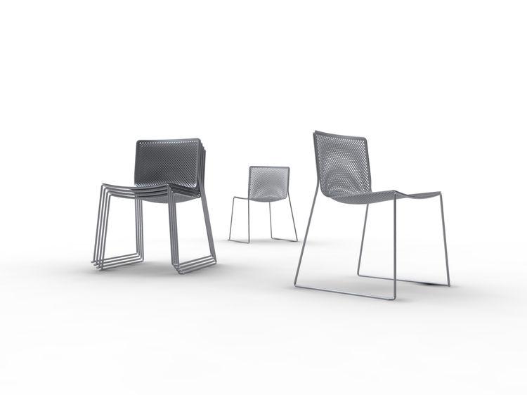 Moire Chair by KiBiSi