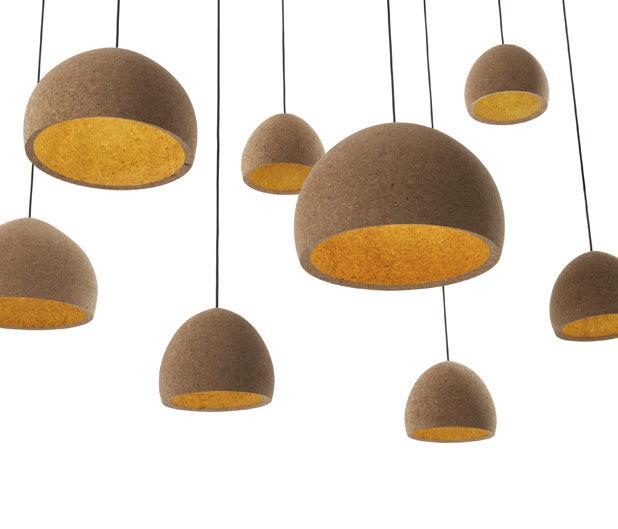 Float Lamps by Benjamin Hubert