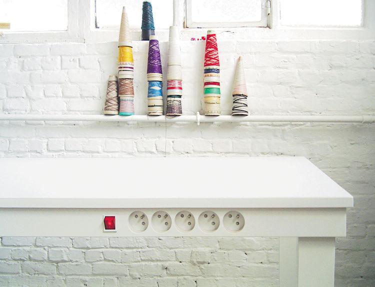 Electrical Table by Christiane Högner