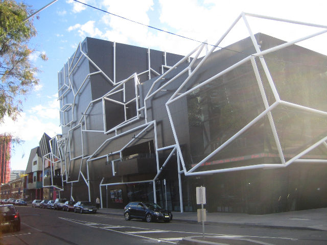 Melbourne Recital Centre by Ashton Raggatt McDougall Architects