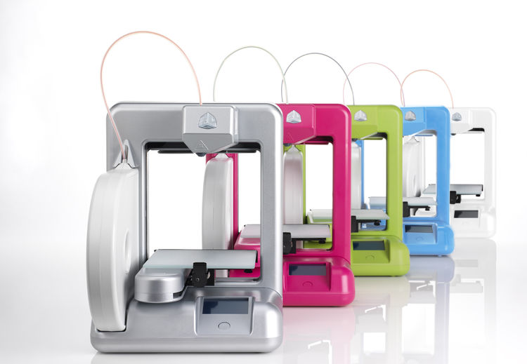 3D printer by Cubify