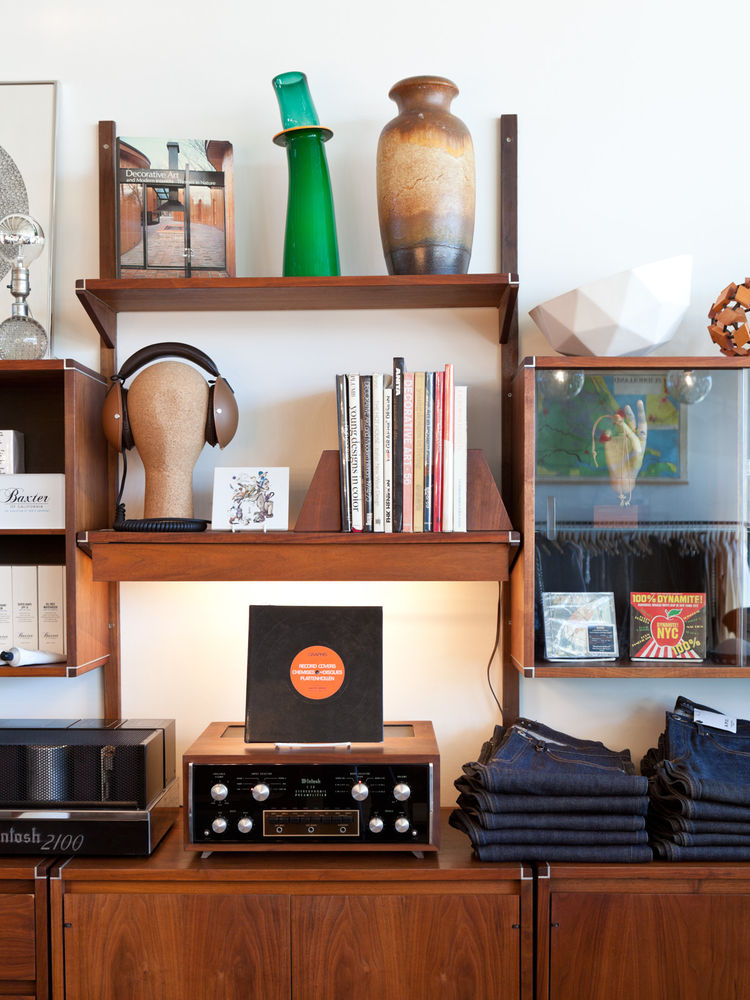 stereo at mohawk general store, los angeles