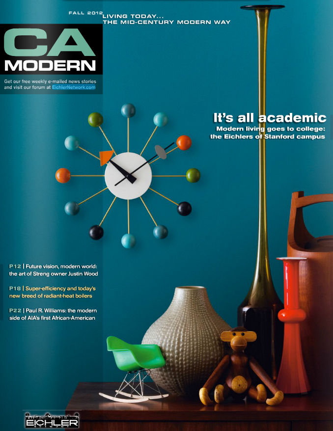 CA Modern Magazine published by the Eichler Network