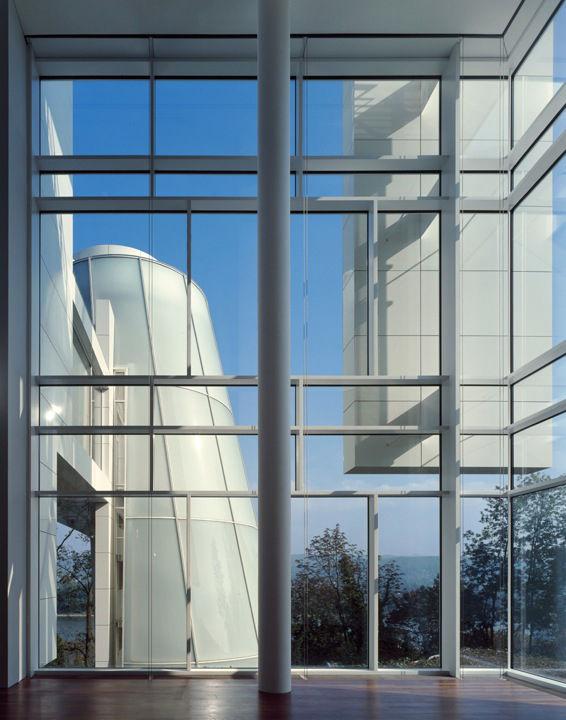 Arp museum by Richard Meier