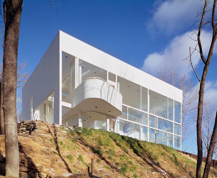 Shamberg House by Richard Meier