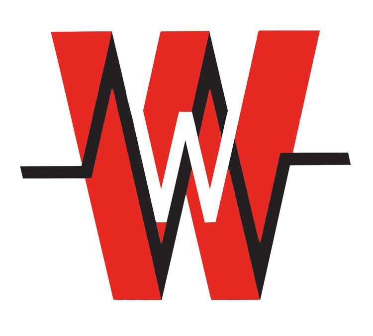 1960 Proposed logo for Westinghouse by Herbert Matter