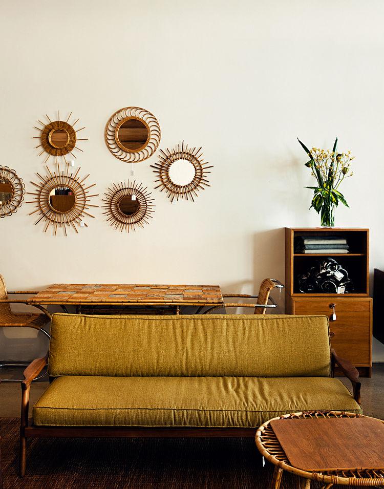Angelucci 20th Century Furniture Store in Melbourne, Australia