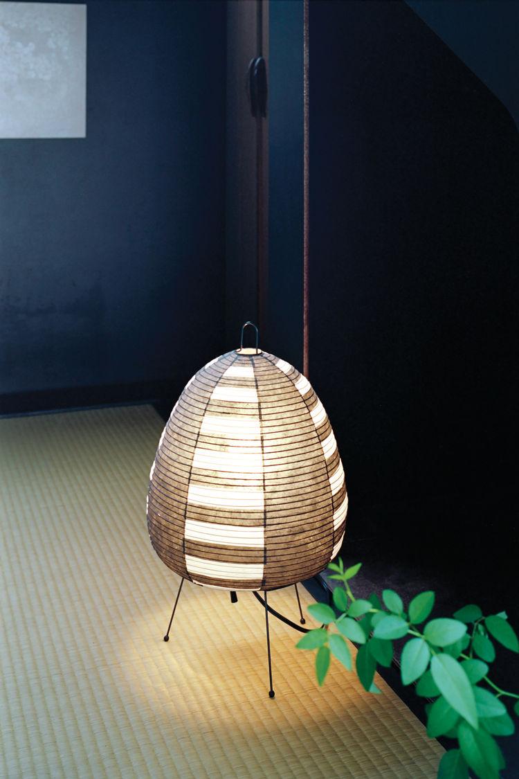 Isamu Noguchi Akari 1AS lamp