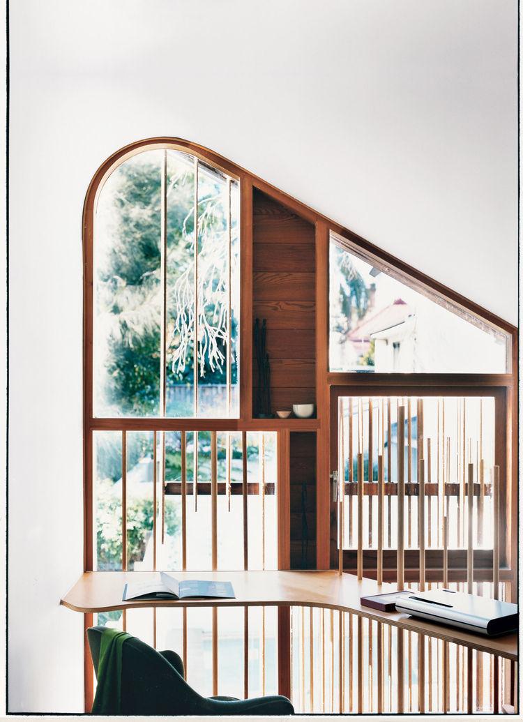 Mezzanine balustrade in Annandale, Australia