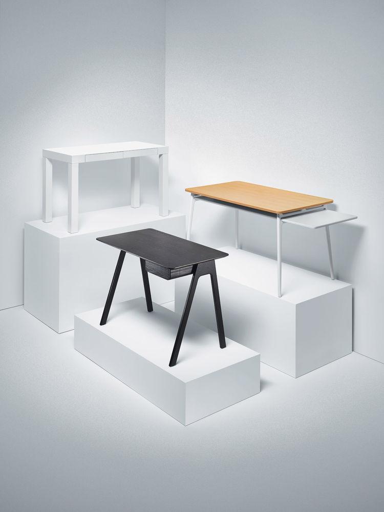 Modern workspace desks
