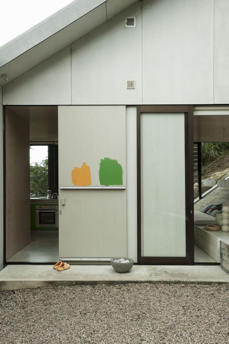 Modern house design in New Zealand