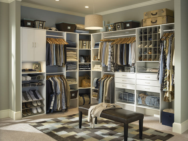 "<strong>Selectives by ClosetMaid / <a href=""http://www.closetmaid.com"">closetmaid.com</a></strong><br /><br />  Read our <a href=""http://www.dwell.com/articles/closet-cases.html"">Dwell Reports on closet systems from the June 2009 issue</a>"