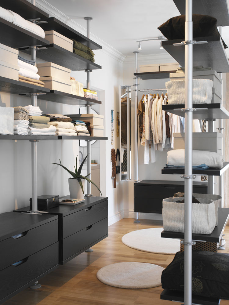 "<strong>Stolmen by Ehlen Johansson for Ikea / <a href=""http://www.ikea.com"">ikea.com</a></strong><br /><br />  Read our <a href=""http://www.dwell.com/articles/closet-cases.html"">Dwell Reports on closet systems from the June 2009 issue</a>"