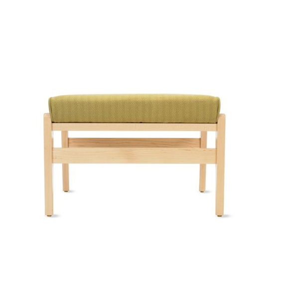 """The Jens Ottoman, <a href=""""http://www.dwr.com/product/furniture/living/jens+risom+collection/jens-ottoman.do?sortby=ourPicks"""">$467.50</a>"""
