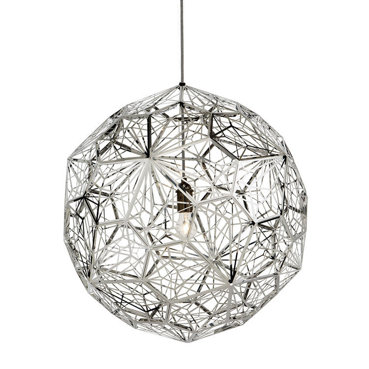 New Tom Dixon Light at Stockholm Design Week