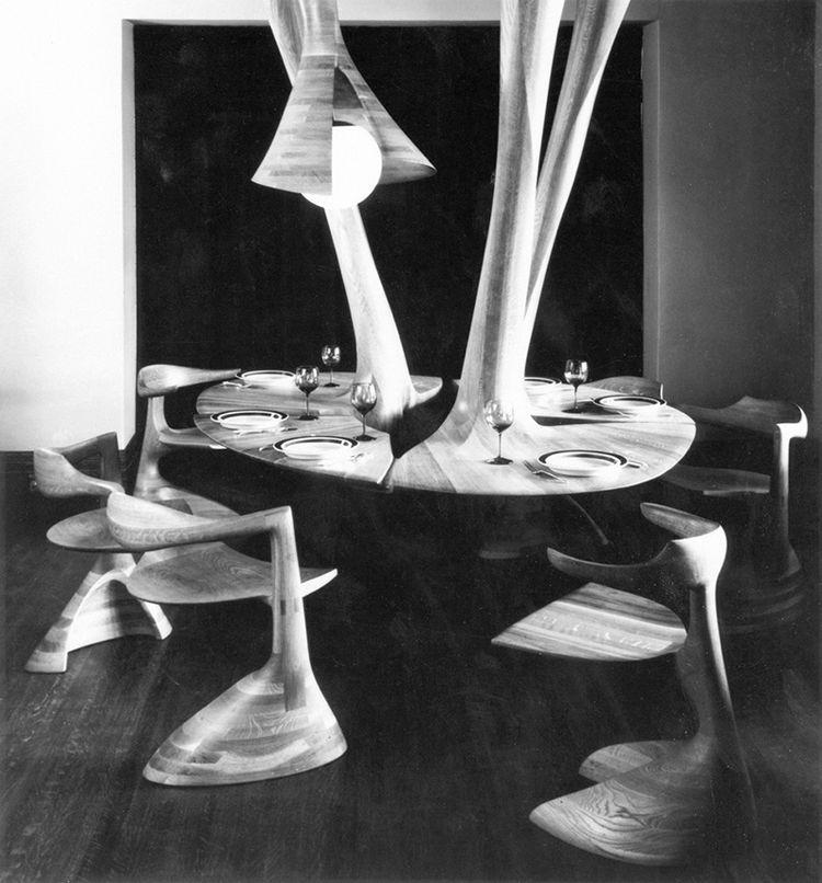 Furniture Installation by Douglas Baker