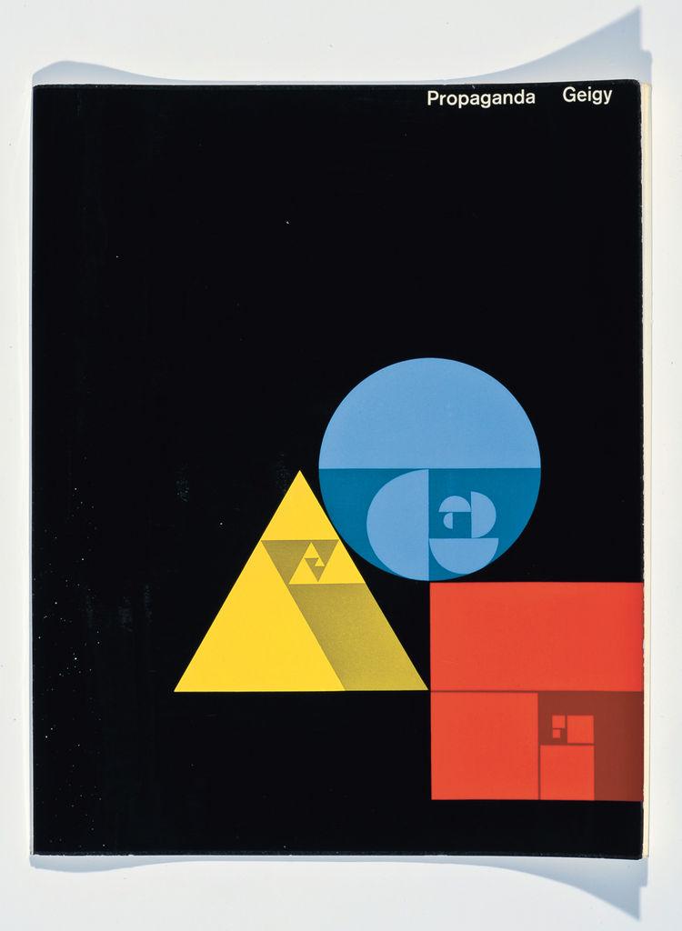 Jörg Hamburger's document portfolio is from 1957.