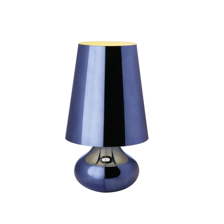 "<strong>The Cindy Lamp</strong> by <a href=""http://www.kartell.it/"">Kartell</a>"