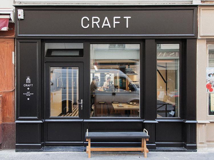 Café Craft in Paris, France