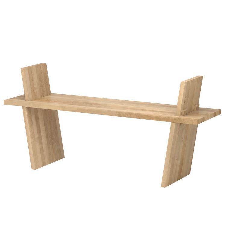 """<strong>The Rasken Bench</strong>, designed by Anna Leckström, for <a href=""""http://www.ikea.com/us/en/"""">IKEA</a>"""