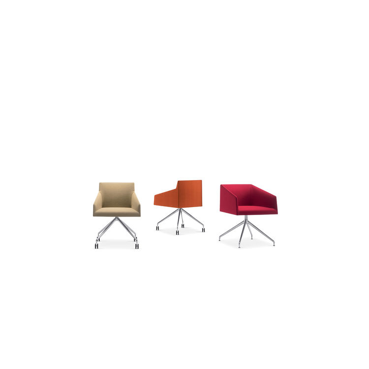 "<strong>The Saari Armchair</strong> by <a href=""http://www.arper.it/"">Arper</a>"