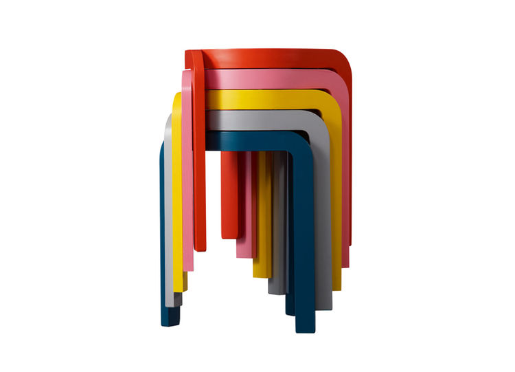 Spin Stackable Stools