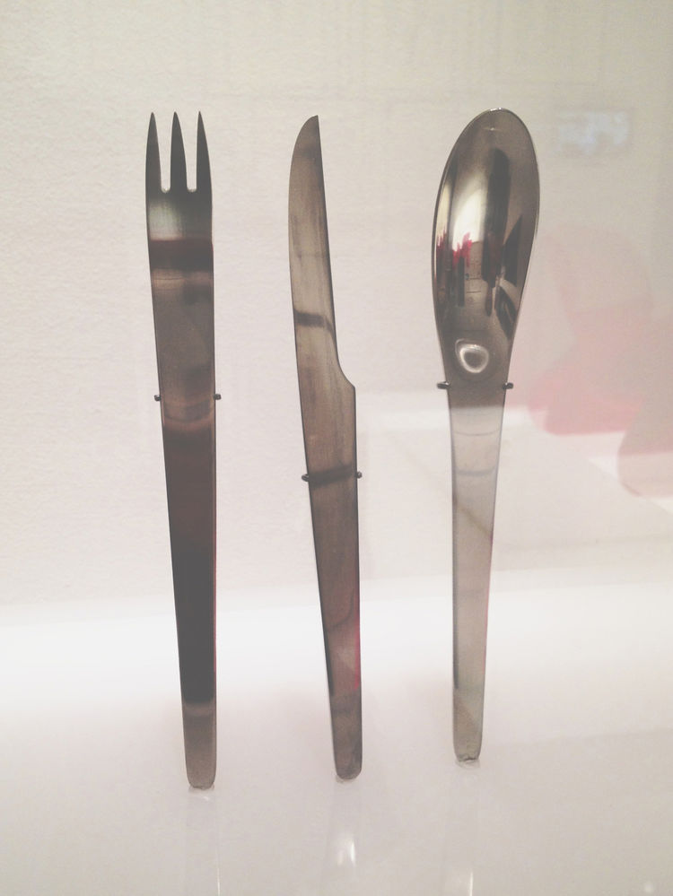Cutlery by Arne Jacobsen for Georg Jensen