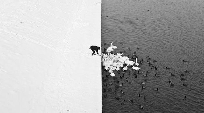 Winter in Krakow by Marcin Ryczek