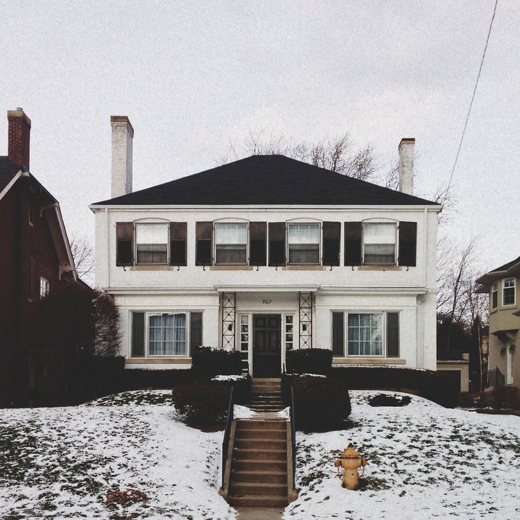House of the Day by Kevin Morris