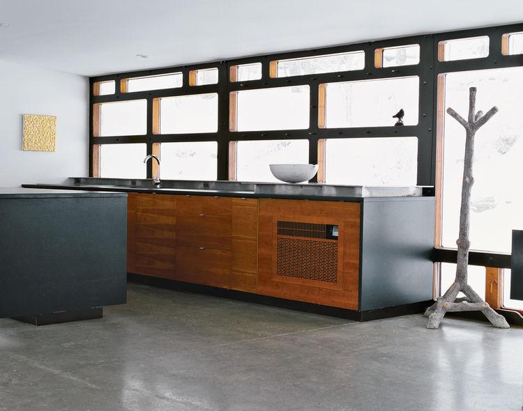 Wooten interior kitchen