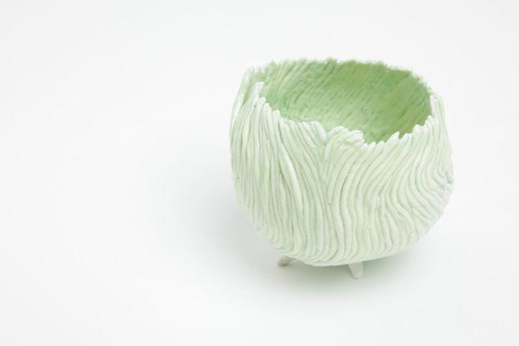 Swirl Vase by Susanne Harder