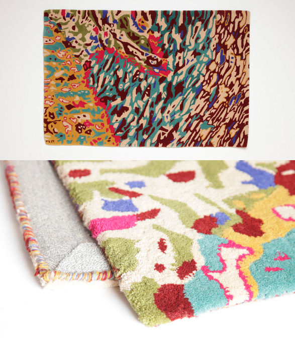 Anntian wool carpet