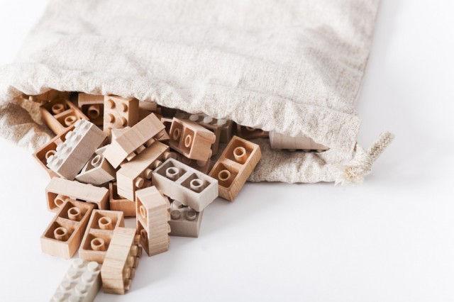 Legos wooden