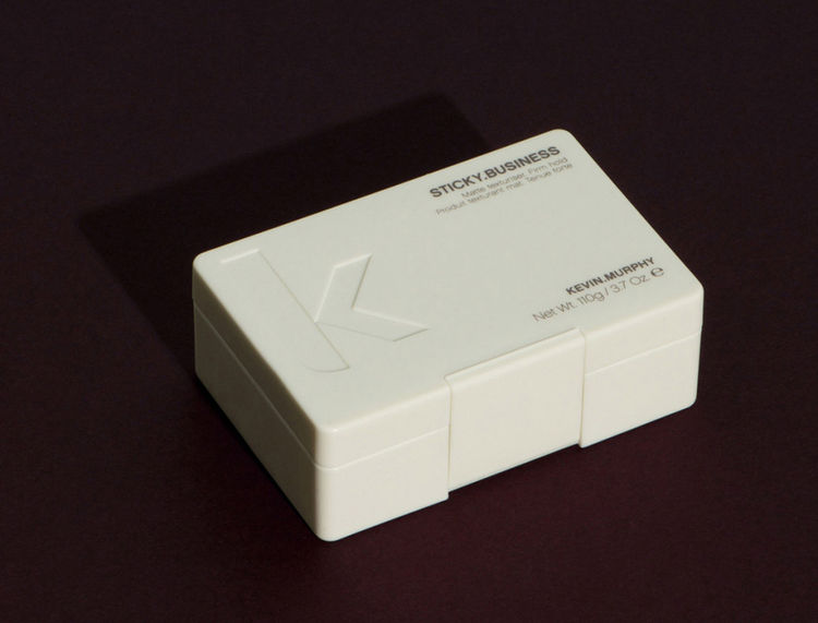 Holding container by Kevin Murphy