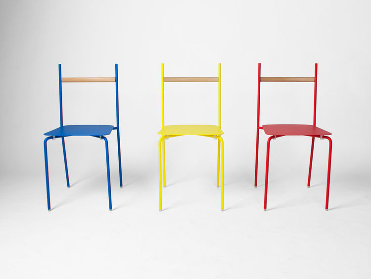 Twig Chair by Chad Wright for Council