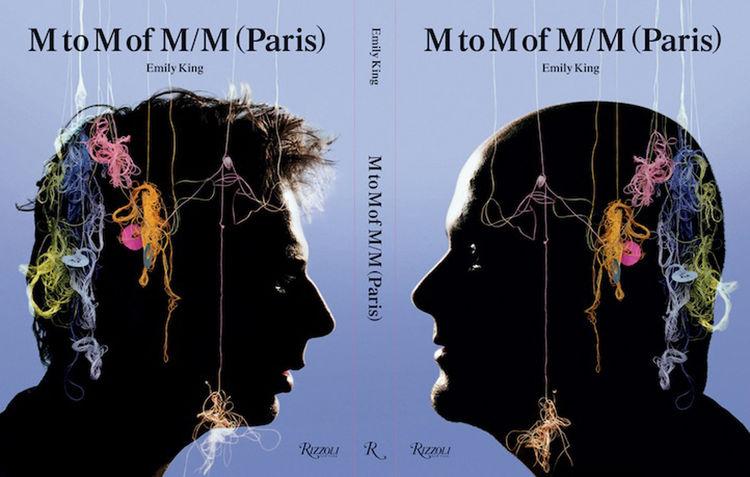 M to M MM Paris book