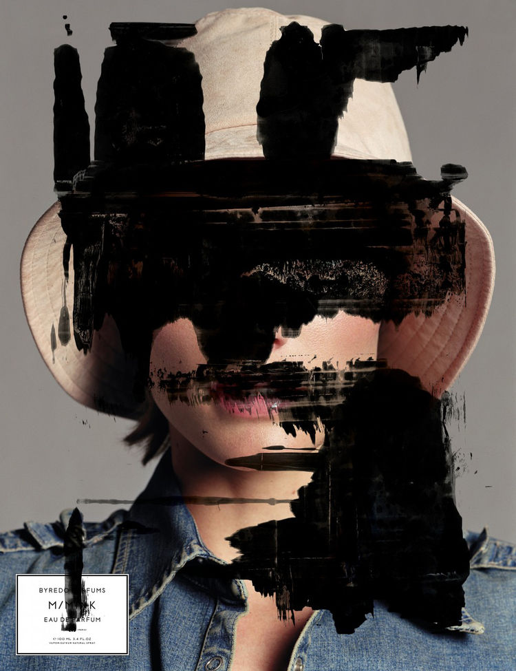 Byredo posters by MM Paris