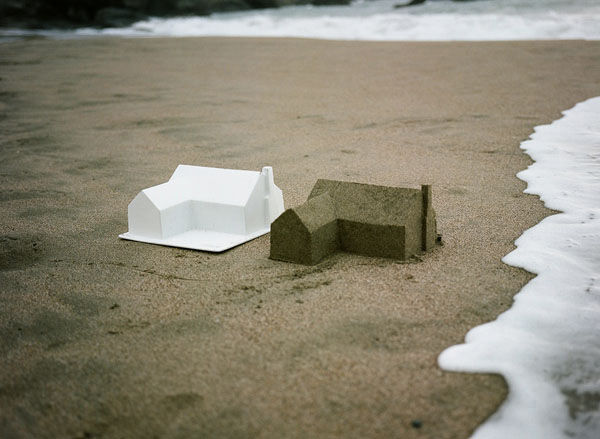 Master Plan sand molds by Chad Wright