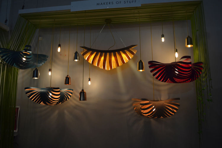 Lamps by MOS