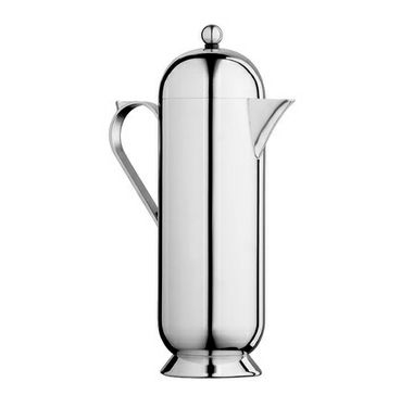 Stainless steel coffee pot by Nick Munro