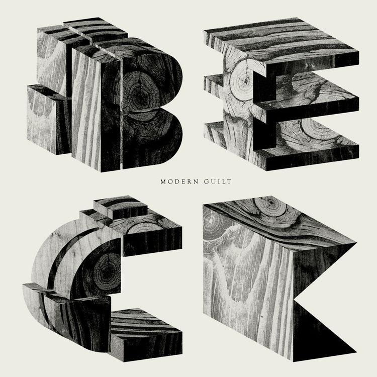 Beck Modern Guilt cover by Mario Hugo