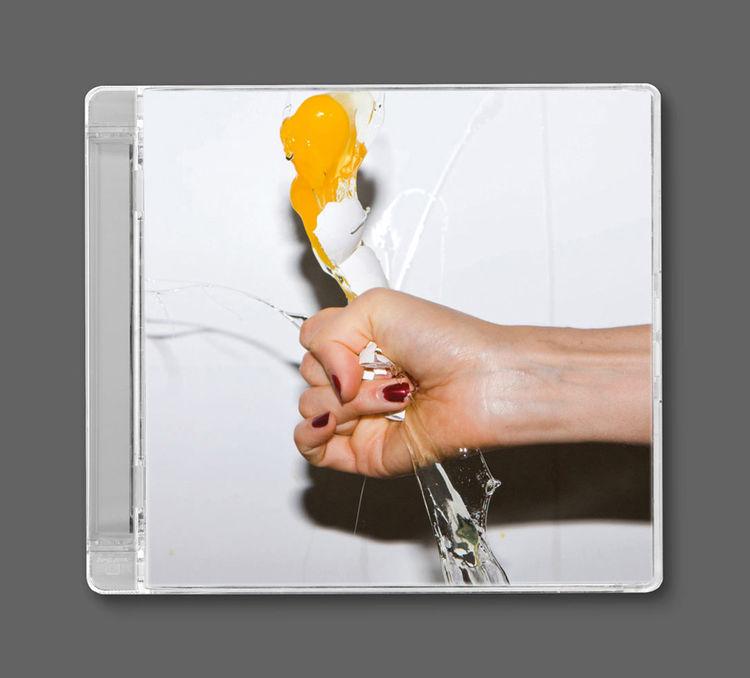 Yeah Yeah Yeahs It's Blitz! album cover by Tom Darracott