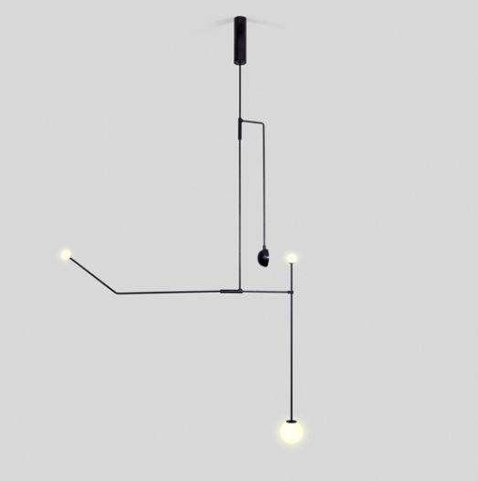 Kinetic Light by Michael Anastassiades