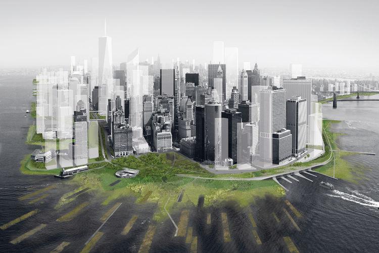 Uber view rendering by dlandstudio